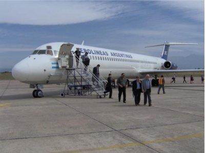El Cadillal Airport