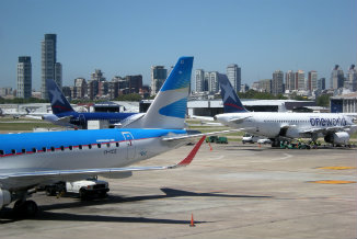 Jorge Newbery Domestic Airport
